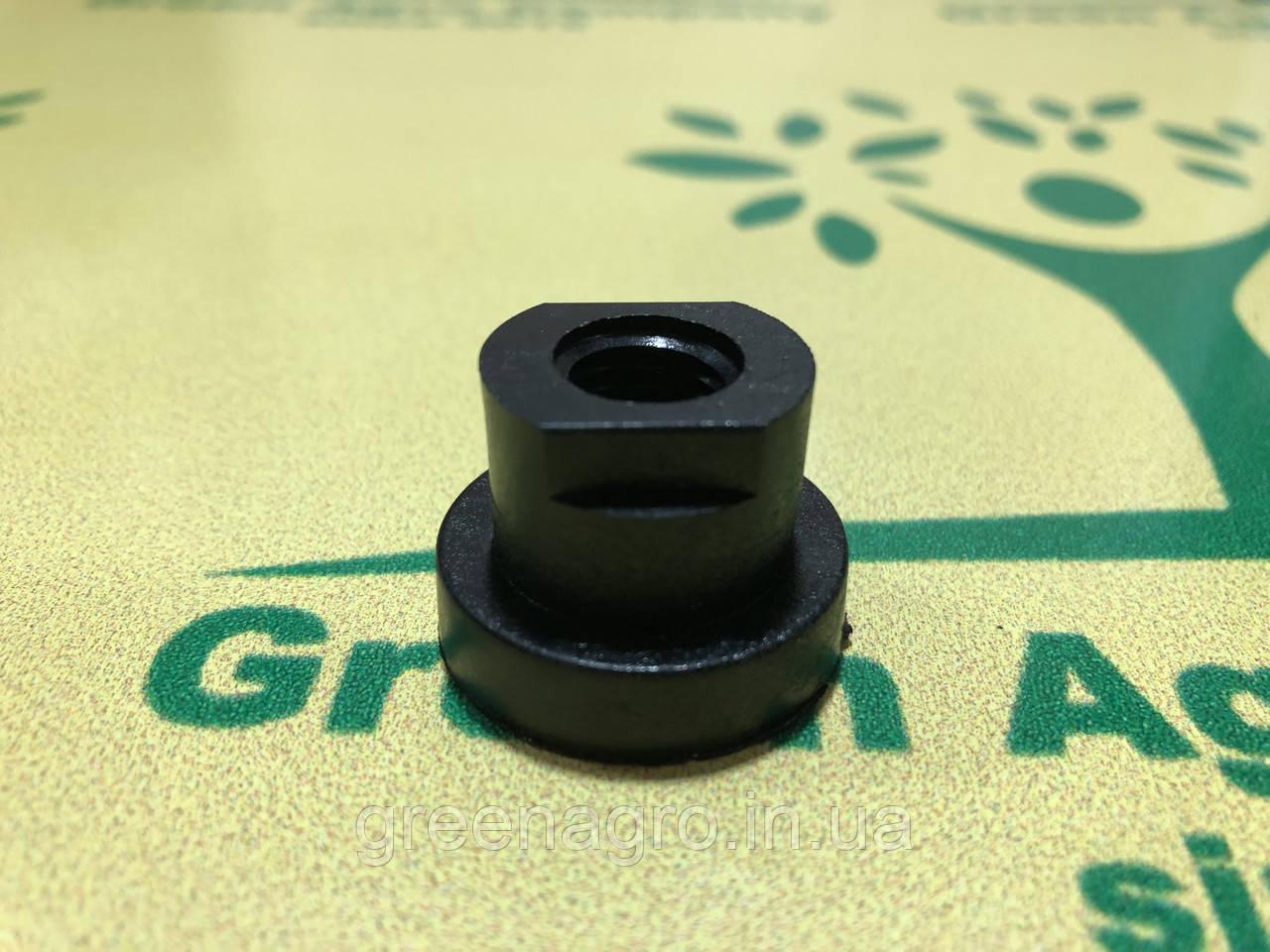 Різьба під манометр розподільника (регулятор тиску) довгий склянку на обприскувач.