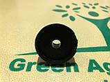 Різьба під манометр розподільника (регулятор тиску) довгий склянку на обприскувач., фото 3
