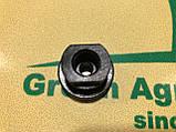 Різьба під манометр розподільника (регулятор тиску) довгий склянку на обприскувач., фото 4