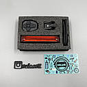 Задний фонарь-мигалка USB с указателем поворотов с пульта, фото 2