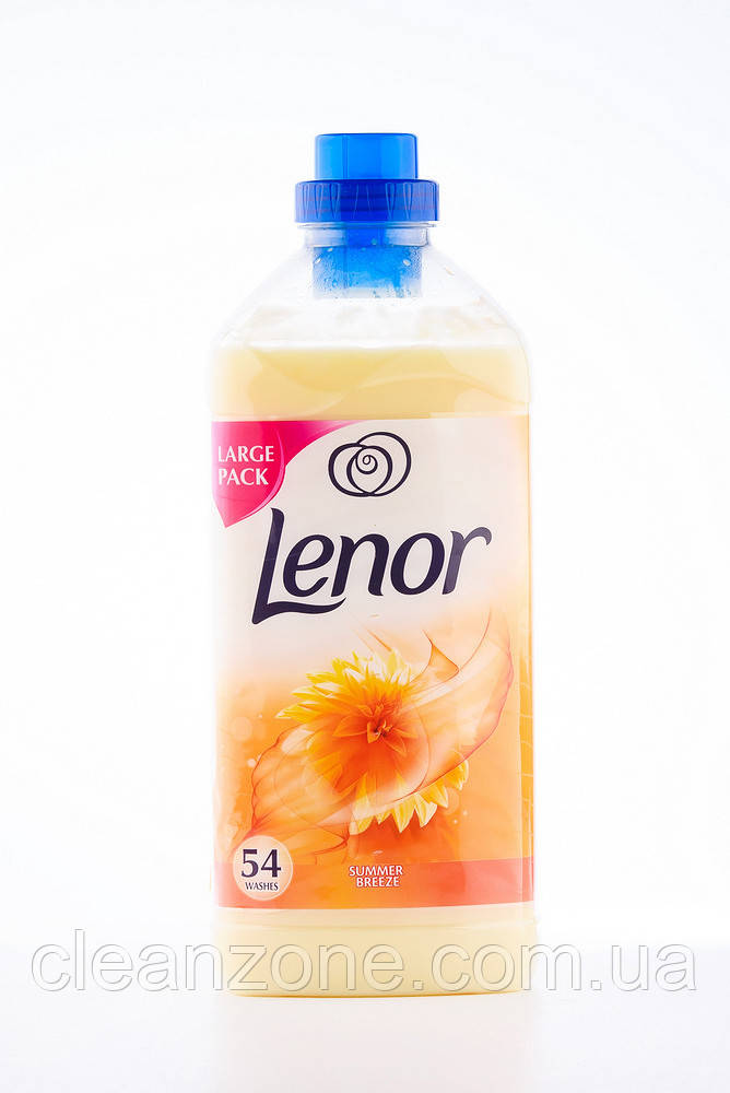 - Lenor ополіскувач (6*1.9 L.) Summer Breeze