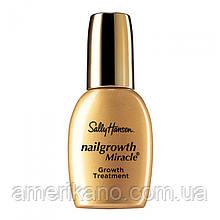 Средство для роста ногтей c протеинами Sally Hansen Nail Growth Miracle 13.3 ml