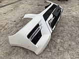 Бампер передній AMG Mercedes ML W166 бампер передній АМГ Мерседес МЛ 166, фото 6