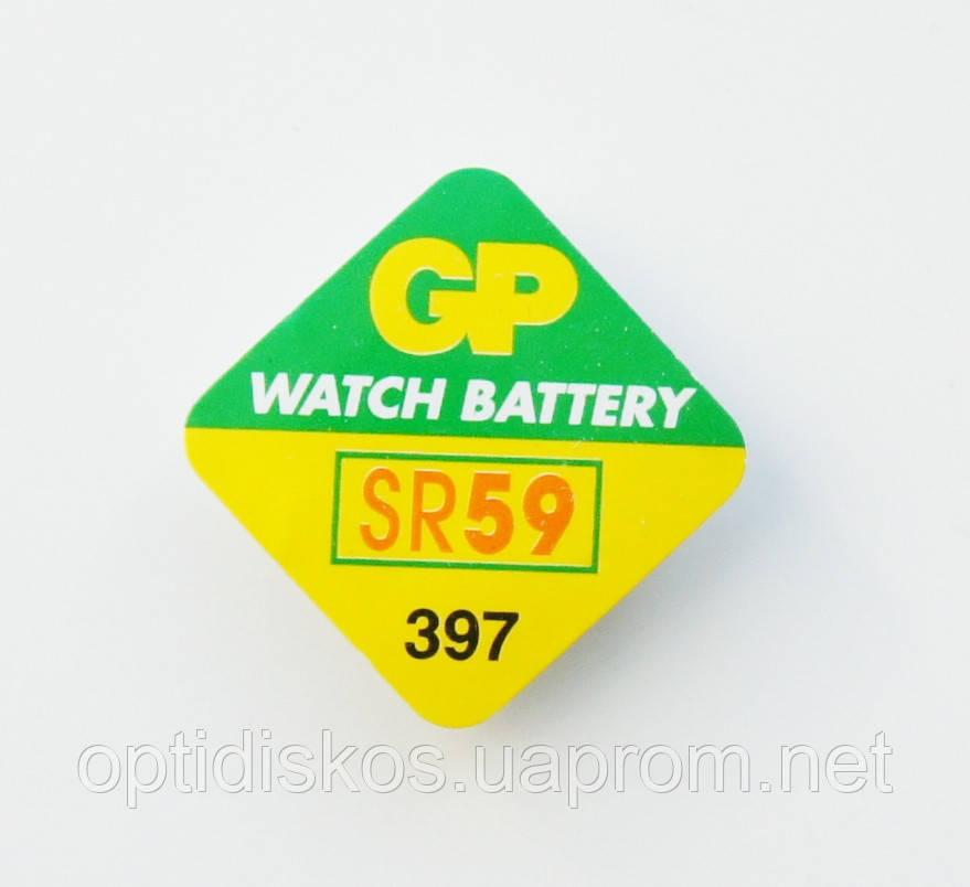 Батарейка GP  SR726SW (397, AG2)