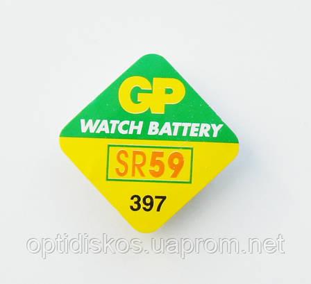 Батарейка GP  SR726SW (397, AG2), фото 2