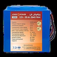 Аккумулятор LP LiFePo-4 12V - 30 Ah (BMS 50A/25A)