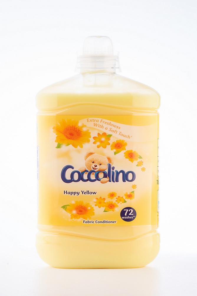 - Cocсolino ополіскувач (6*1800) Happy Yellow