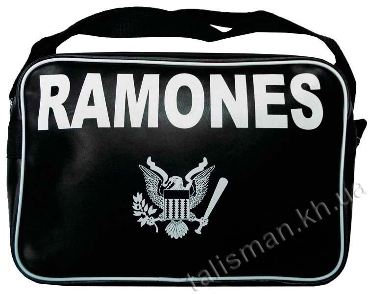 Рок-сумка (ТК) - RAMONES