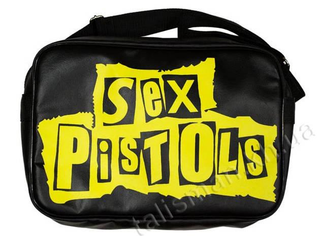 Рок-сумка (ТК) - SEX PISTOLS, фото 2