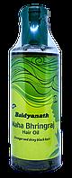 Махабрингарадж масло 200 ml - сила і блиск темних волосся, посивіння, облисіння, алопеція, свербіж голови