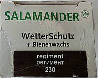 """Крем с губкой регимент """"Wetter-Schutz"""" для гладкой кожи Salamander, фото 1"""