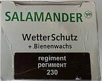 "Крем з губкою регимент ""Wetter-Schutz"" для гладкої шкіри Salamander, фото 1"