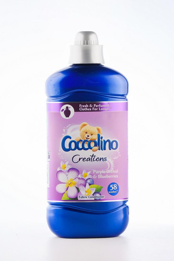 Coccolino ополіскувачPurple Orchid & Blueberries