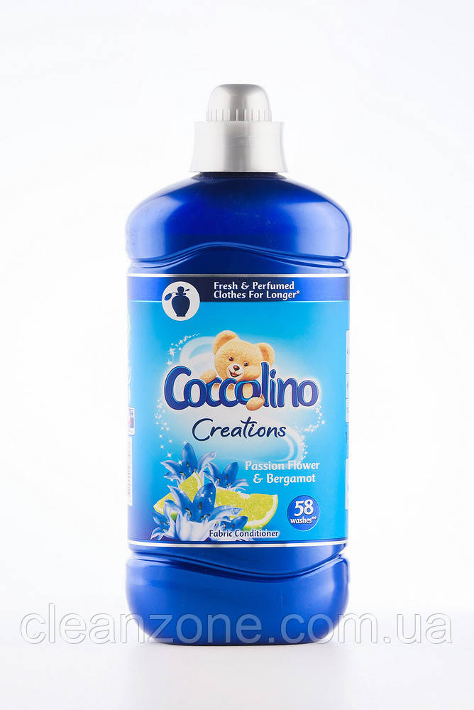- Coccolino ополіскувач (6*1.450 л.) Passion Flower & Bergamot