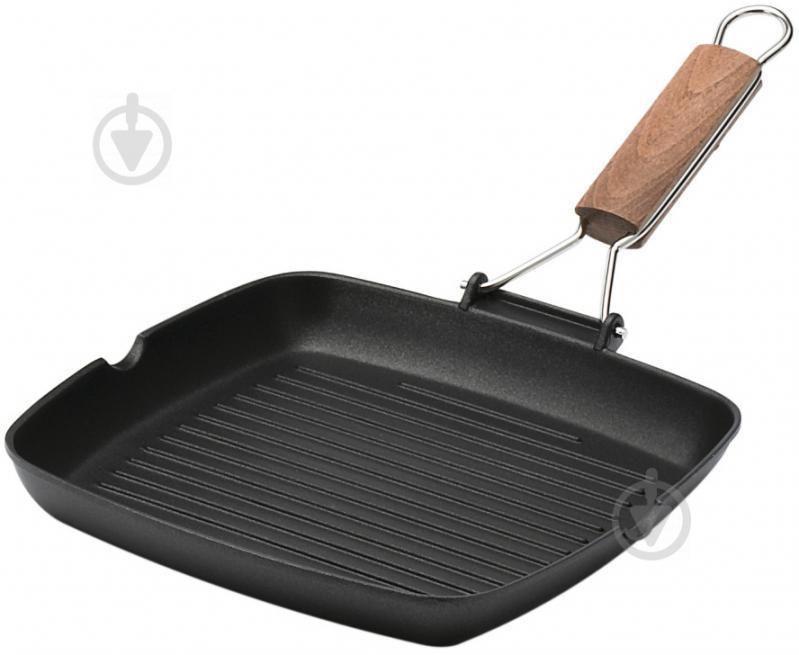 Сковорода-гриль зі знімною ручкою Saporella 20x20 см 000092/20P00 Risoli