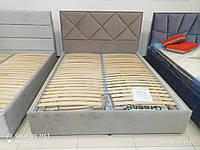 Ліжко Денвер серії Глейд без матраца з підйомним механізмом і ящиком для білизни