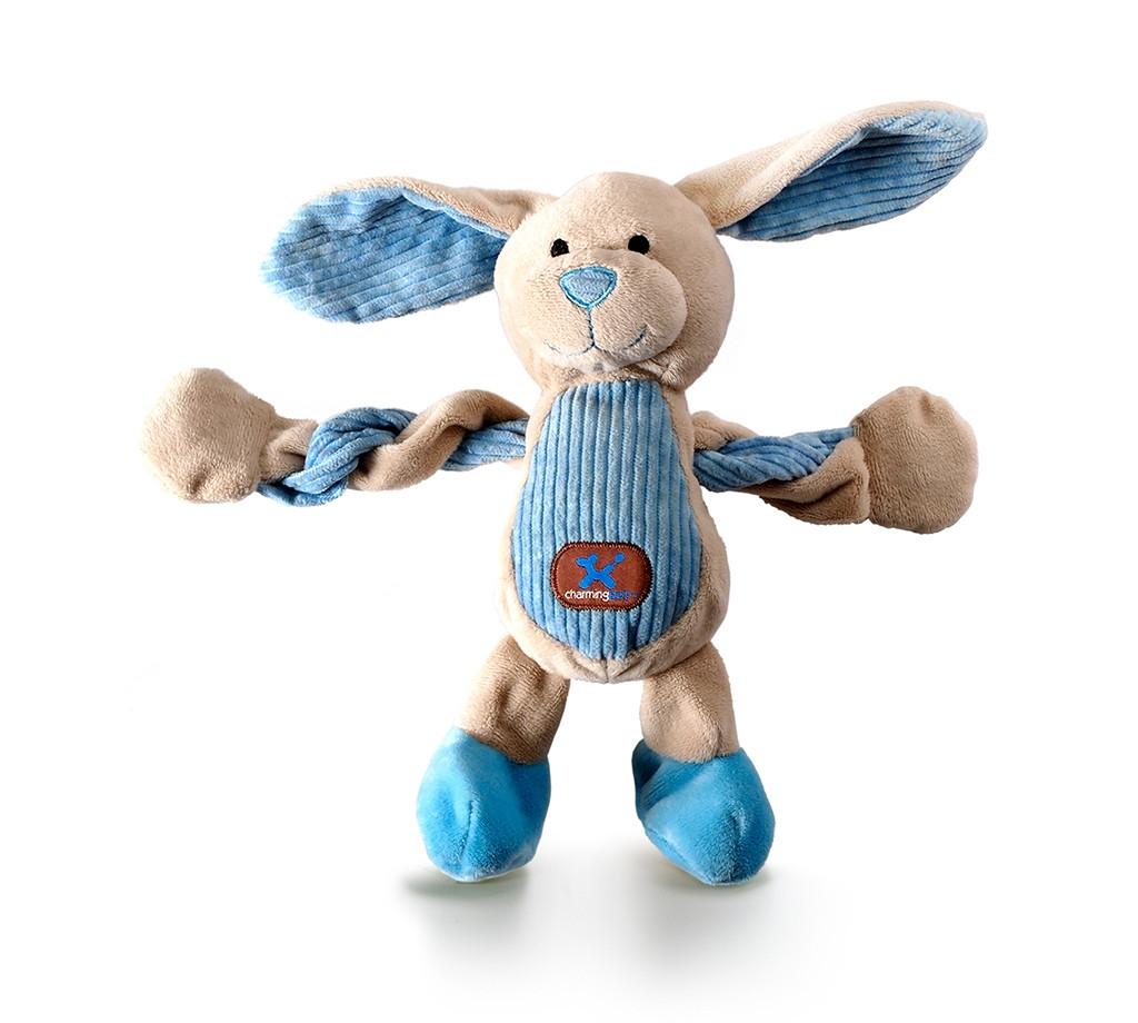 Іграшка для собак Петстейджес Зайчак Pulleezz Bunny
