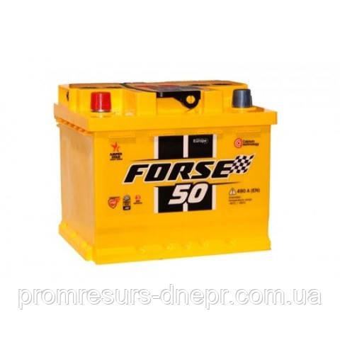 Аккумуляторы Forse 6СТ-50
