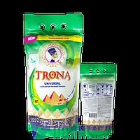 Порошок пральний бесфосфатний «TRONA універсальний» -1 Кг ТМ Полімер