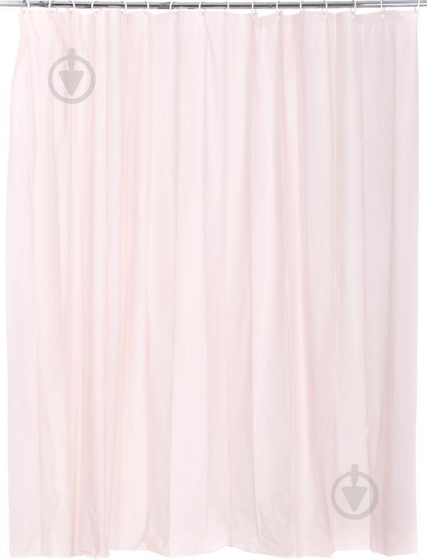 Штора для душу Bacchetta Tevere rosa 240х200 см