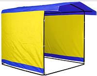 Палатка, шатер агитационный, политическая реклама