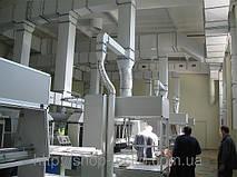 реконструкция системы вентиляции чистых помещений