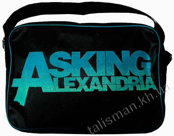 Рок-сумка - ASKING ALEXANDRIA, фото 2