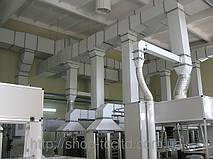 монтаж системы вентиляции чистых помещений