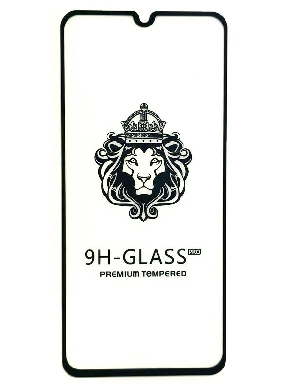 Захисне скло Optima 3D for Samsung A307 (A30s) Black