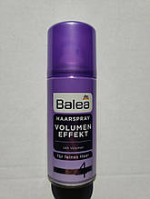 Лак для тонких волос  Balea Haarspray Volumen Effect  100 мл