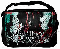 Рок-сумка - BULLET FOR MY VALENTINE (Hand Of Blood)