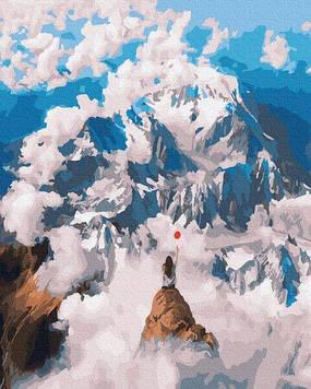 Картины по номерам 40х50 см Brushme На вершине мира (GX 31955)