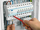 Автоматичний вимикач In=10 А, 3п, С, 6 kA, фото 2