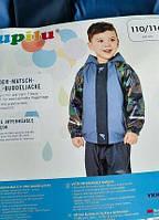 Демисезонный куртка дождевик с штанами Lupilu 98-104