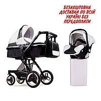 Детская коляска-трансформер 3 в 1 Nino s Bono с автокреслом