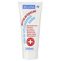 Захисний крем для рук та нігтівта регенерації шкіриBellona Munkavedelmi 200 ml.