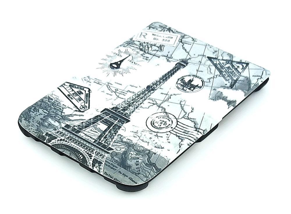 PocketBook 633 чехол Paris - tpu