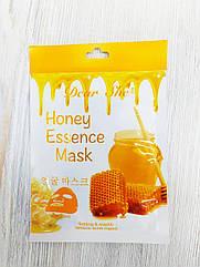 Тканева маска для обличчя мед