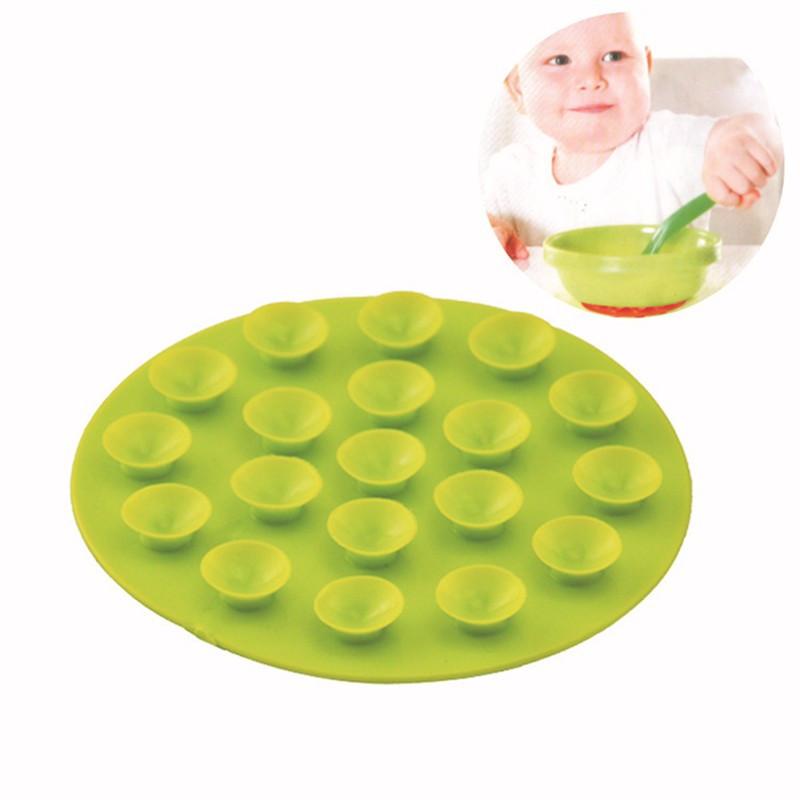 Силиконовая подставка для посуды с присосками
