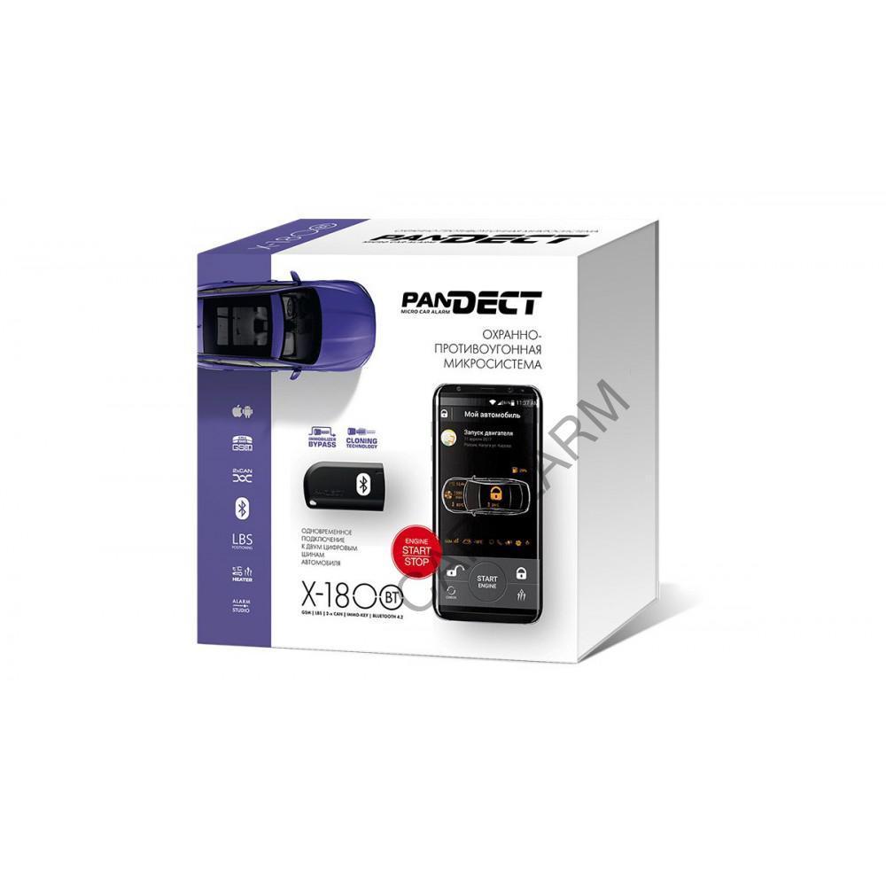 Сигналізація Pandect X-1800BTUA (комплектація L)
