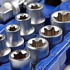 ОПТ Набір інструментів Piece tool set в кейсі 108 шт автомобільний комплект, фото 2