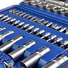 ОПТ Набір інструментів Piece tool set в кейсі 108 шт автомобільний комплект, фото 3