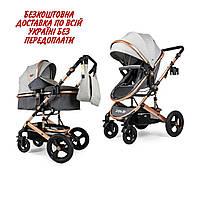 Детская коляска-трансформер 2 в 1 Nino s Brava New