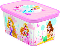 Коробка декоративная для девочек Curver CR-0181