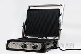 Контактний гриль прижимний електричний DSP KB1042 2000 Ватт