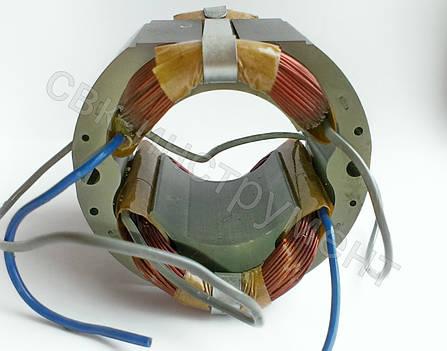 Статор цепной электропилы Зенит ЦПЛ-406/2500, фото 2
