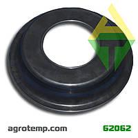 Діафрагма гідровакуумного підсилювача гальм ГАЗ-3307 51П-3550075