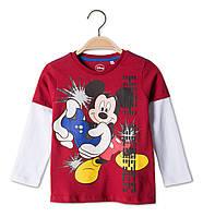 Кофта Disney на мальчика (Германия) р122, 128 см