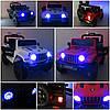 Електромобіль дитячий Jeep X10 з пультом управління зелений (9368), фото 6