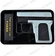 Подарочная Оригинальная зажигалка Usb зажигалка пистолет №4367 Электроимпульсовая Электрические зажигалки
